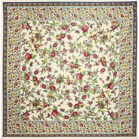 Giovanni rivara mezzaro fiorito colori vivaci mezzeri e for Tessuti provenzali