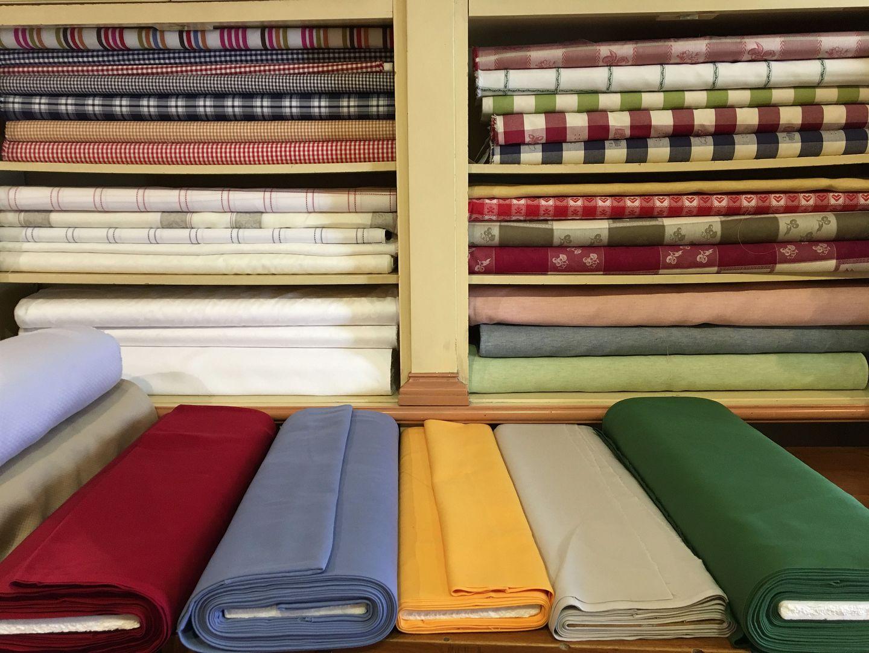Giovanni rivara panama in cotone tinta unita tessuti for Vendita tessuti arredamento